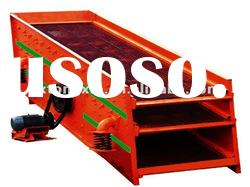 YZS series high efficiency vibrating screen with reasonble price