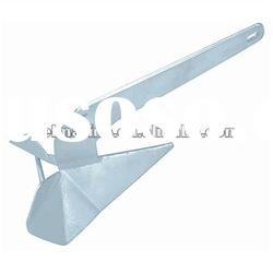 Yacht Hardware Hot Dip Galvanized Wing Anchor
