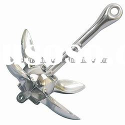 Yacht Hardware Stainless Steel Folding Anchor Type A