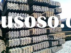 a36 steel hot rolled equal and unequal mild steel angle bar