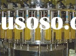 bottle juice filling machine/line