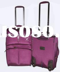 bright color travel luggage bag