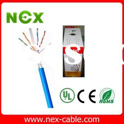 cat6 Bare copper networking lan cable
