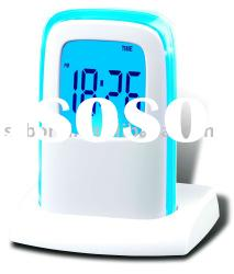 competitive price LED backlight table alarm clock