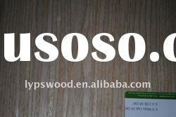 decorative high quality WHITE OAK fancy plywood