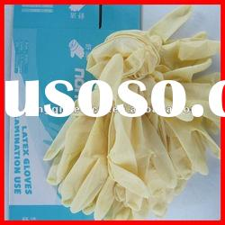 disposable medical latex gloves for examination manufacturers