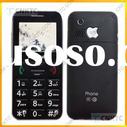 emergency phone with 2.0 screen,SOS,big button,CE/FCC/RoHS
