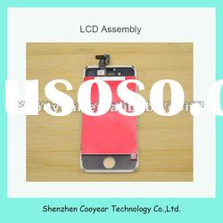for Apple iPhone 4s lcd touch panel glass,paypal is accepted