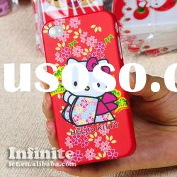 for iPhone 3gs Case Pink Hello Kitty
