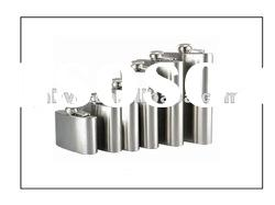 high quality stainless steel mini hip flask