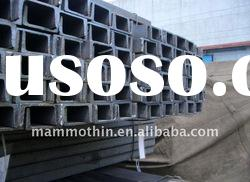hot rolled channel steel beam