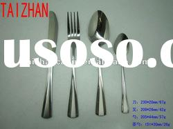 hot sell stainless steel cutlery knife&fork