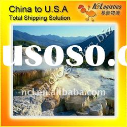 logistics transportation from China to Anchorage,AK,USA