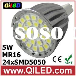 m16 led smd spot light bulbs