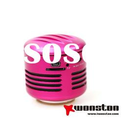 professional micro sd card usb portable speaker for computer tablet laptop music speakers