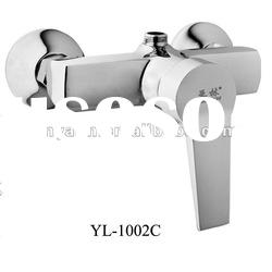 single handle brass shower faucet (Yalin Brand)