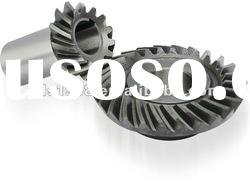 spiral bevel gear for machine tool
