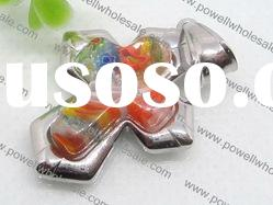stainless steel Jewelry, high quality Murano Glass Jewelry Wholesale