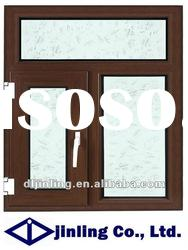 thermal insulation aluminum casement window