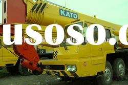 used original kato truck crane 55ton in Japan for sale
