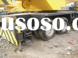 used tadano crane 55ton construction in Dubai for sale