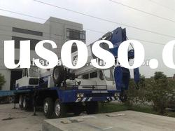 used tadano nissan mobile crane TG550E in Japan