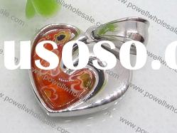 wholesale cheapest Jewelry, Of stainless steel and Murano Glass