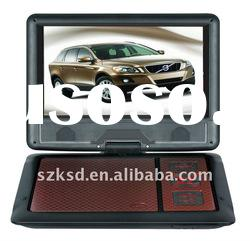 wholesale factory priced good quality 9 inch dvd portable player