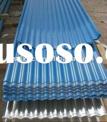 0.15mm color coated corrugated roofing sheet