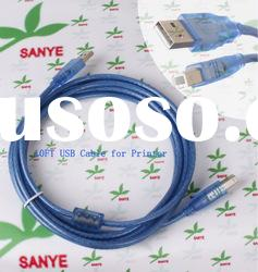 10FT USB 2.0 High-speed A Male to B Male Computer Cable for Scanner