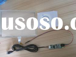 """10.2"""" 5wire resistive type touch screen panel kit."""