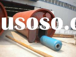 10 ton rubber oil pyrolysis plant recycling waste rubber to fuel oil