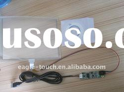"""14.1"""" 5 wire resistive for notebook touch panel."""