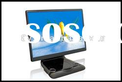 """19"""" big size 3D Portable DVD Player with VGA HDMI connection"""