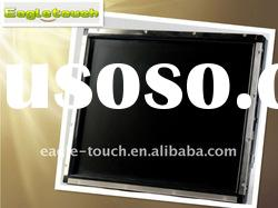 19 inch saw type open frame touch monitor.