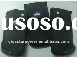 2000mAh portable battery charger ,power pack ,power case for blackberry/BB 9800/9700/9300/8900/8520