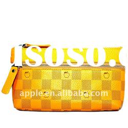 2011 hot sale fashion lady leather wallet