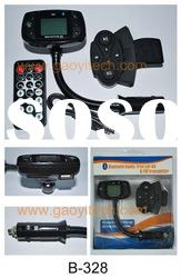 2011 hot selling car kits bluetooth with CVC technology