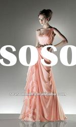 2012 Collection One-shoulder Empire Waist Prom Dresses