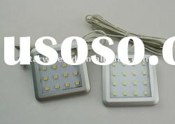 2012 NEWEST square led puck light/led cabinet light