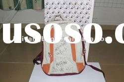 2012 fashion design promotional 600D backpack