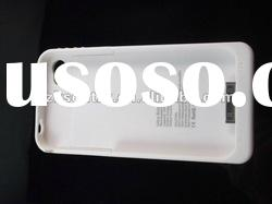 2012 for apple iPhone 4/4s 1900mAh portable external backup battery case