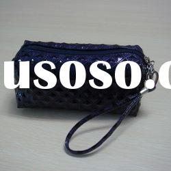2012 hot sale designer high quality funky cosmetic bag