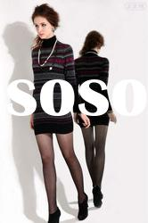 2012 woman sweater mutilcolor sweater wool color sweater girls knit intarsia sweater