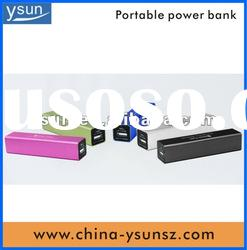 2100mAh micro usb universal portable power bank for iphone and all mobile phone