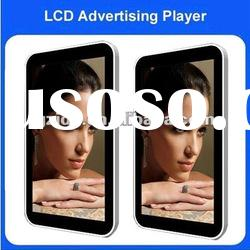 32 inch lcd multimedia advertising player/wifi advertising monitor