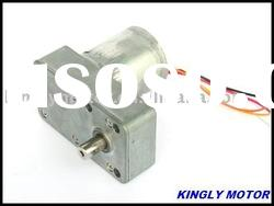37mm dc gear motor high torque electrical motor
