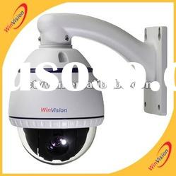 3.5 inch 100X mini speed dome camera with Auto Day/Night, color/B/W function ,Dual IR filter switch