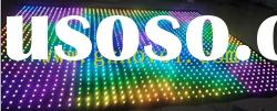 3mx6m RGB color stage light soft LED curtain
