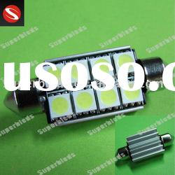 42mm canbus SMD car led light festoon base lighting